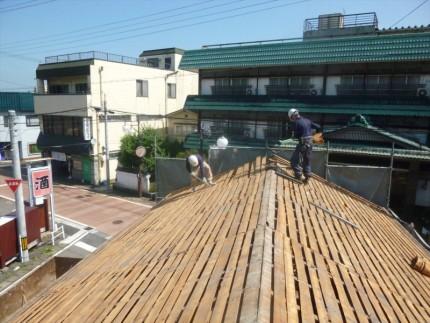名古屋市昭和区の解体工事