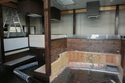 名古屋市千種区の店舗の内装解体