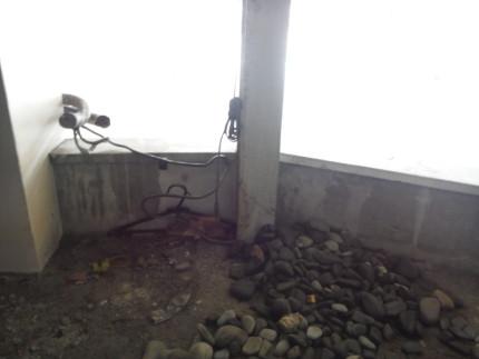 ブロック塀の解体工事|名古屋市中村区