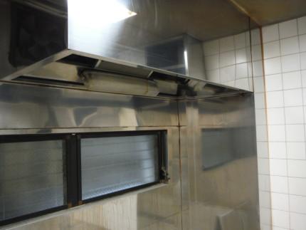 名古屋市北区の厨房機器の撤去