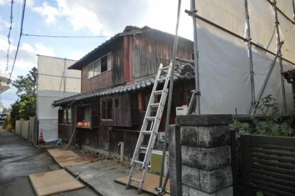 名古屋市千種区の解体工事