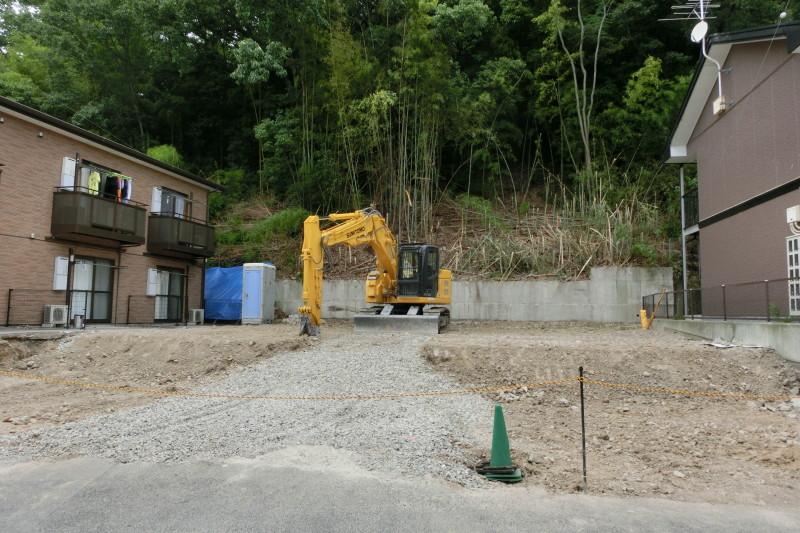 名古屋市中村区コンクリート造の解体工事