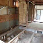 小牧市の内装解体が完工