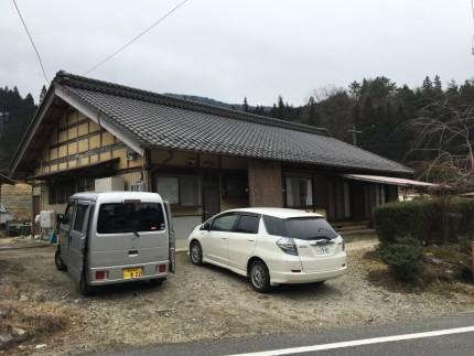 岐阜県美濃加茂市の平屋の解体工事