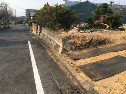 名古屋市緑区の解体工事
