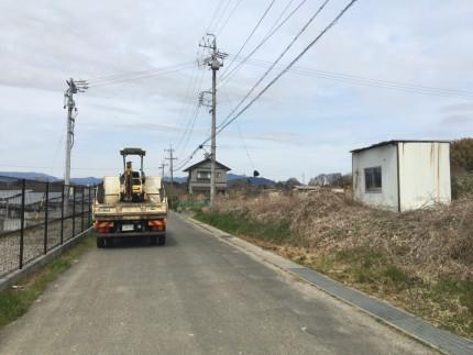 名古屋の倉庫撤去処分が完工