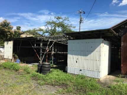 プレハブ解体工事お見積り|岐阜県可児市