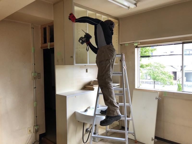 現状復旧|名古屋市中川区の美容室