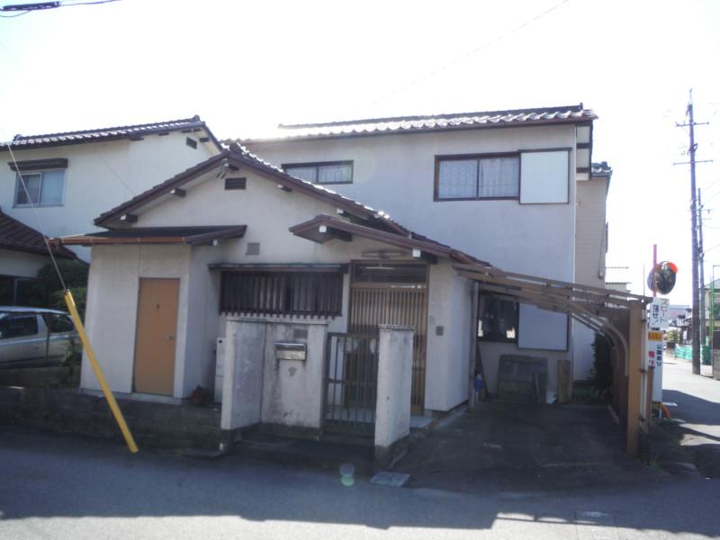 愛知県犬山市の木造2階建て住宅の解体工事例