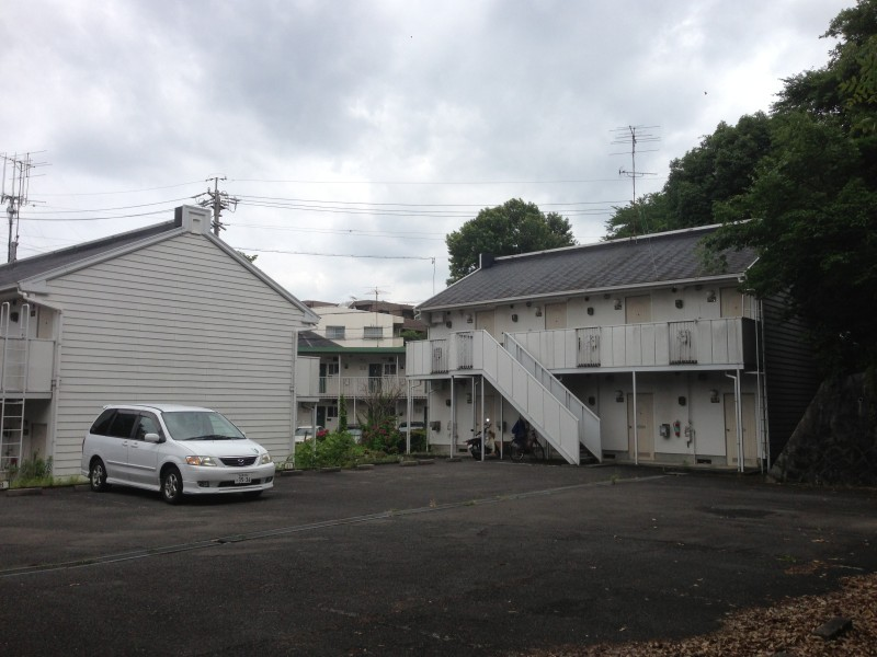 名古屋市昭和区の木造アパート解体工事お見積調査