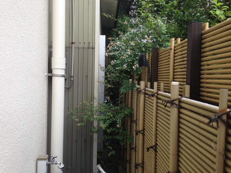 名古屋市北区の手壊し解体工事