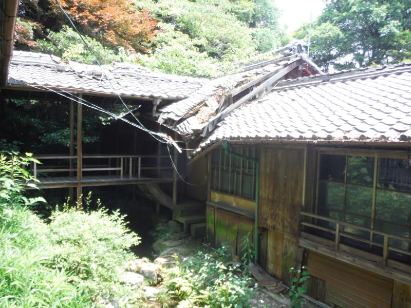 岐阜県土岐市の解体工事