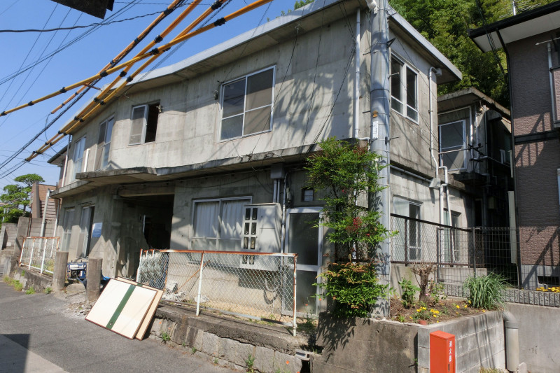 名古屋市中村区コンクリート解体工事