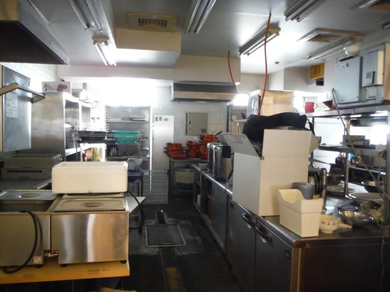 名古屋市中川区の厨房機器の撤去お見積り調査
