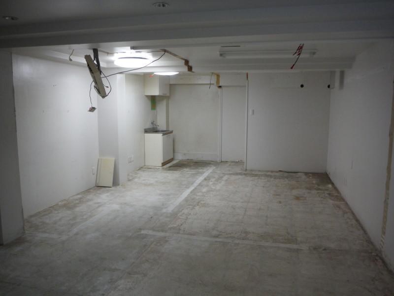 名古屋市東区の店舗の内装解体