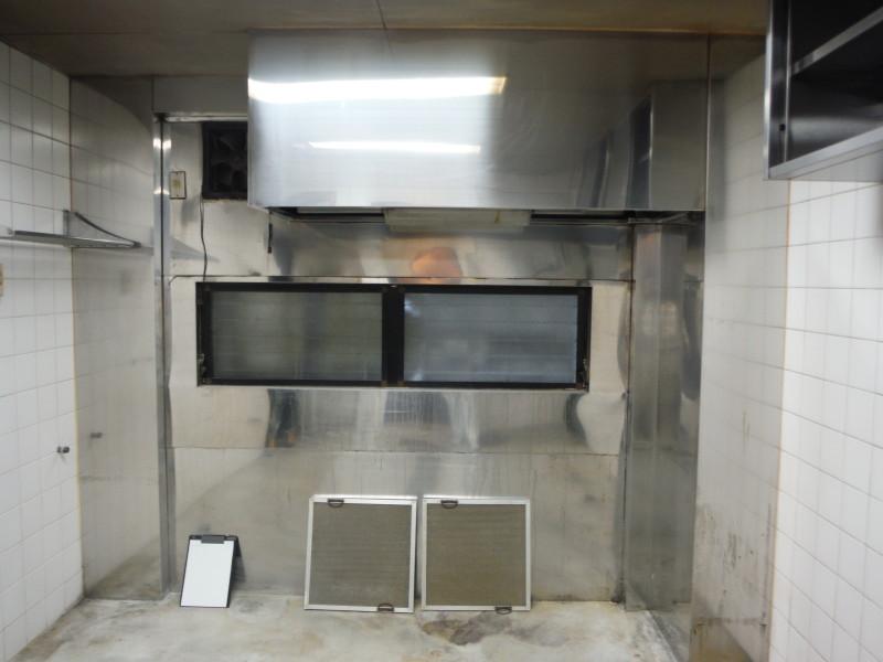 名古屋市北区の厨房機器の撤去工事お見積り調査