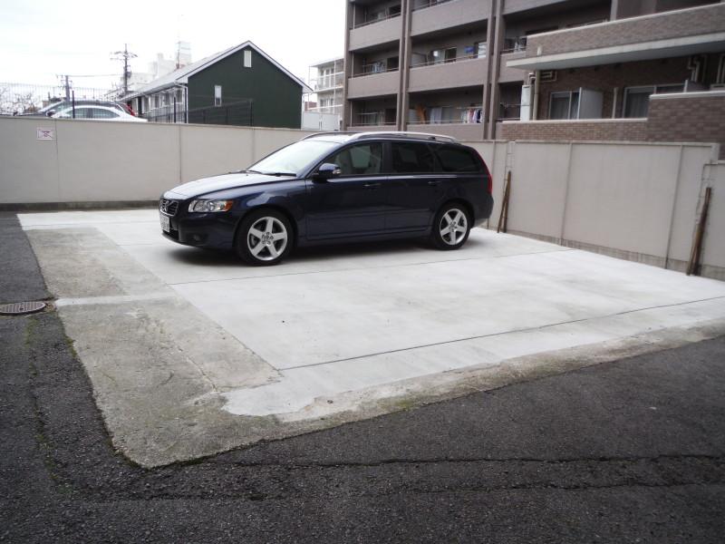 名古屋市千種区コンクリート土間の解体工事