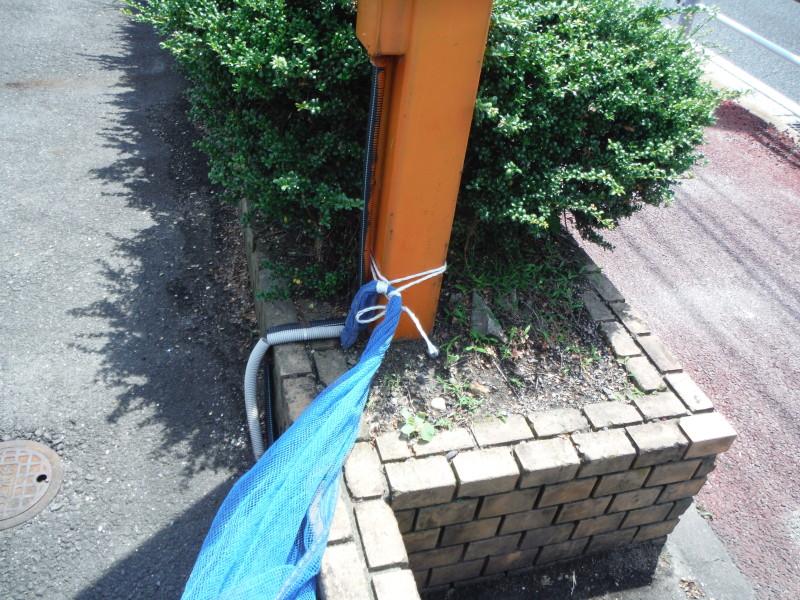 名古屋市守山区の看板撤去