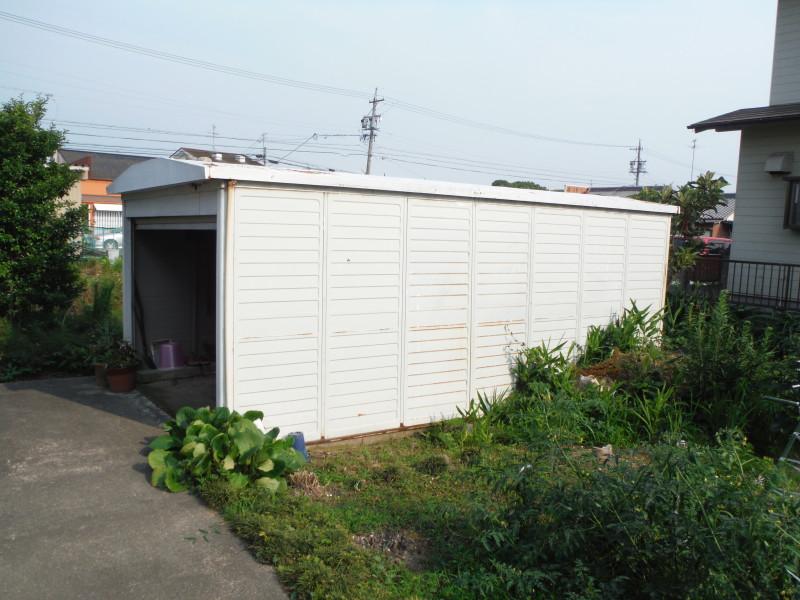 愛知県一宮市の解体工事