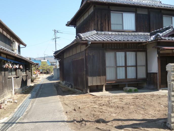 名古屋市中区ブロック塀の解体工事