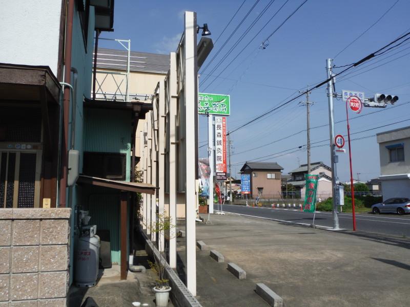 岐阜市の看板撤去