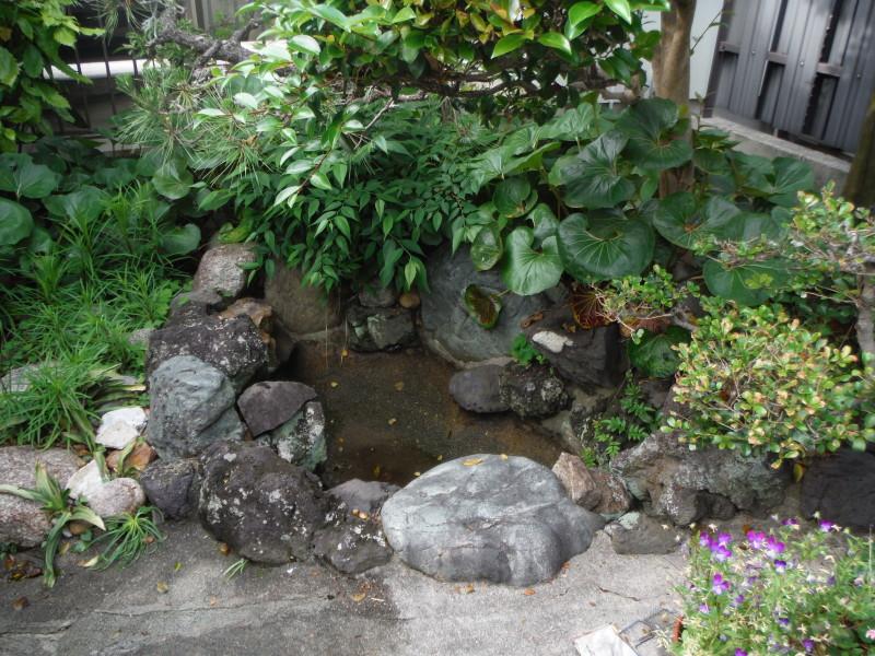 名古屋市の池の撤去