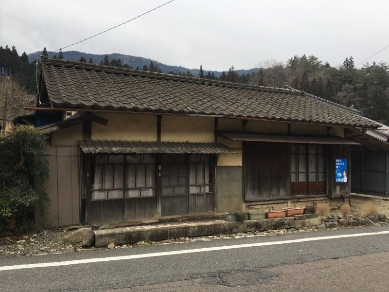 岐阜県美濃加茂市の木造平屋の解体工事お見積もり調査