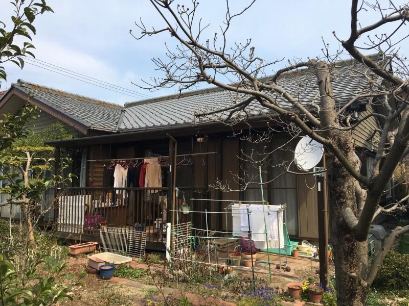 愛知県大府市の平家住宅の解体工事お見積り調査
