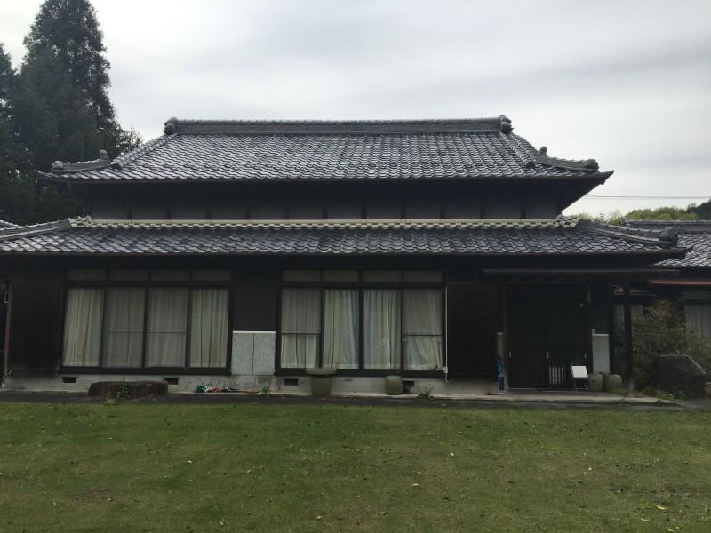 岐阜県美濃加茂市の平屋解体工事お見積り調査