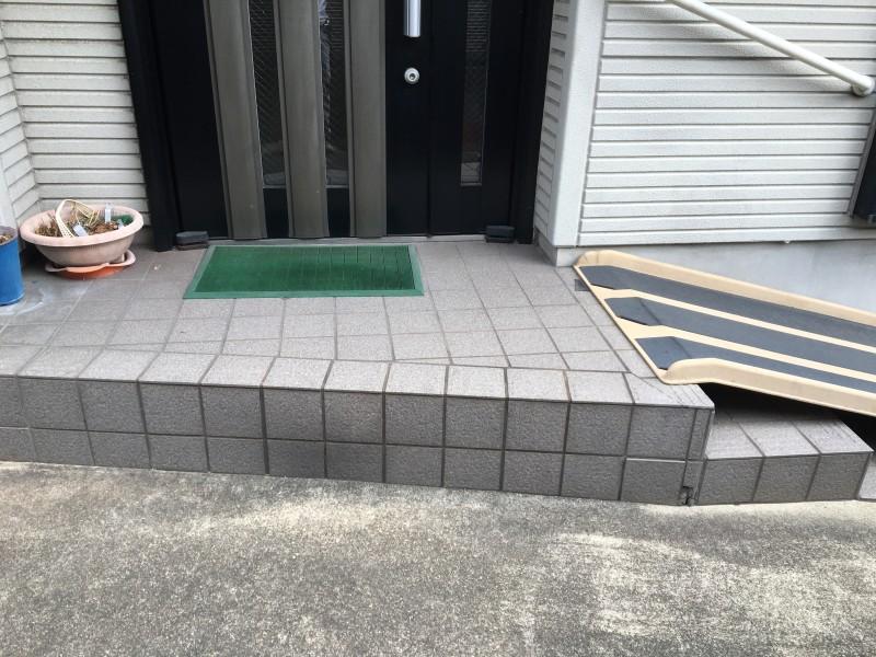 コンクリート削るハツリ解体工事|名古屋市南区