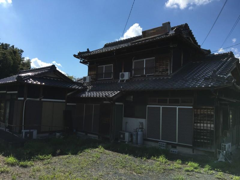 木造2階建て解体工事お見積り 岐阜県可児市