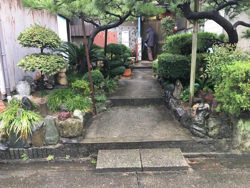 名古屋市南区の土間コンクリート撤去お見積り