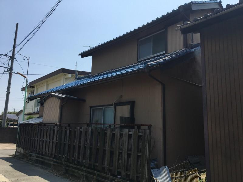 名古屋市中川区|木造住宅の解体工事お見積り