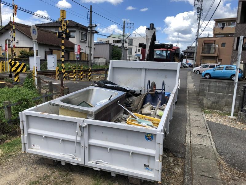 お風呂の解体|片付け|愛知県犬山市