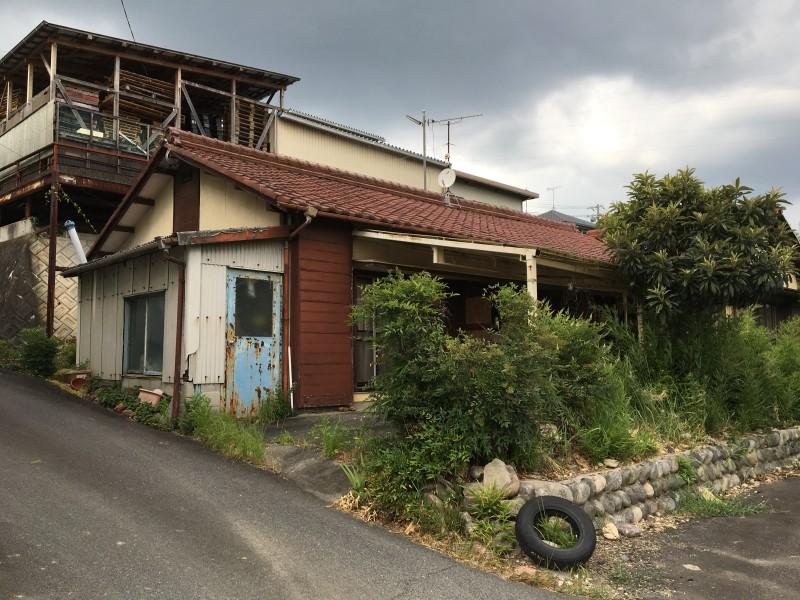 岐阜多治見市の解体工事|木造平屋