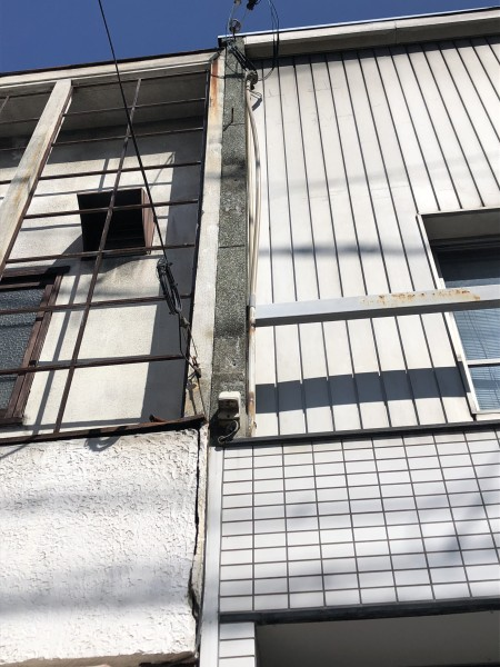 名古屋市昭和区の看板撤去が完工