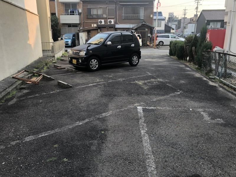 名古屋市東区アスファルト舗装の撤去お見積り