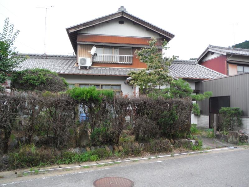 【費用事例】名古屋市南区お庭の解体工事【庭石と庭木の撤去】