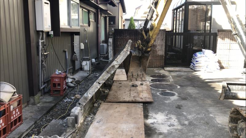 【愛知県豊田市】ブロック塀の解体撤去の費用公開【補助金について】