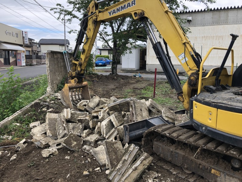 【愛知県一宮市】ブロック塀の解体撤去の費用公開【補助金の申請方法】