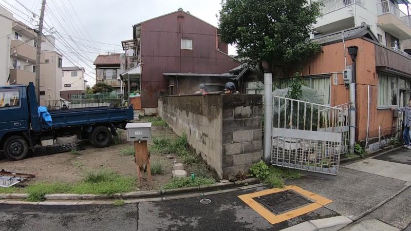 愛知県尾張旭市ブロック工事