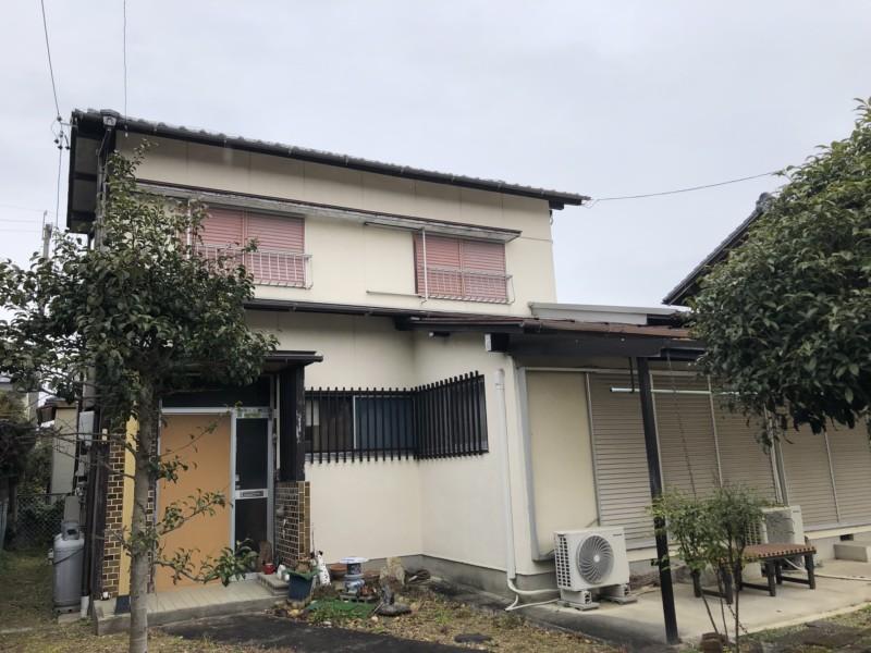 名古屋市緑区の木造2階建て家の解体工事【41坪115万円】