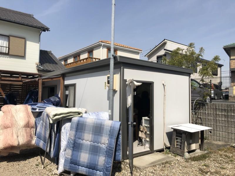 愛知県春日井市の木造プレハブの解体工事【20坪60万円】