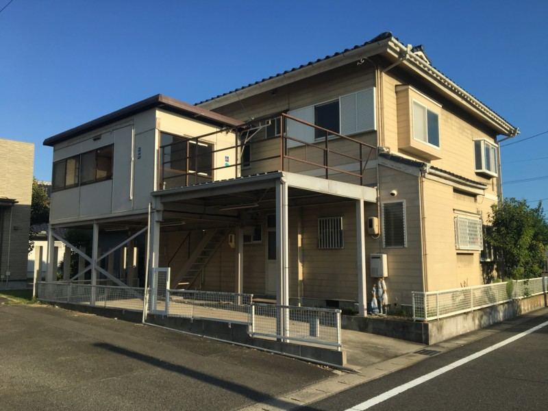 名古屋市昭和区の木造2階建て家の解体工事【41坪118万円】